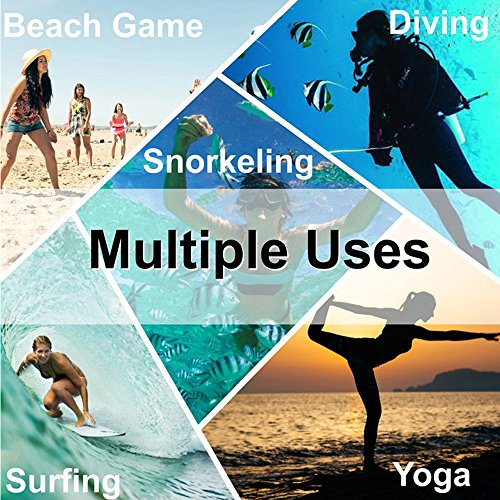 Outdoor for Running Swim Shoes Socks Beach Yoga Mens Skin Diving Shoes Surfing Barefoot Paradise Exercise Womens Water Snorkeling 1ztdHwq1