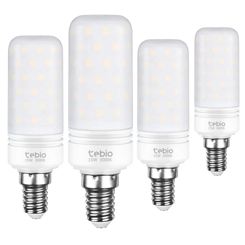 Sagel E14 LED Mais Birne 15W LED Kerzenleuchter Glühbirnen 120 Watt Äquivalen