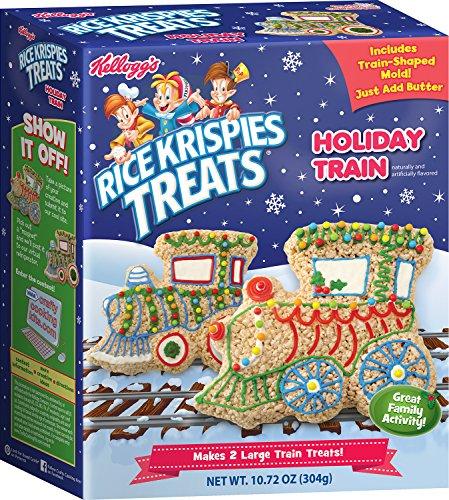 UPC 844527032812, Crafty Cooking Kits Kellogg's Rice Krispies Treats Holiday Train Kit, 10.72 Ounce