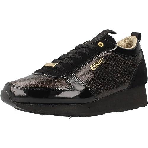 Cruyff Classic Impreso Negro CC6041163597, zapatillas deportivas color negro para mujer, 38: Amazon.es: Zapatos y complementos
