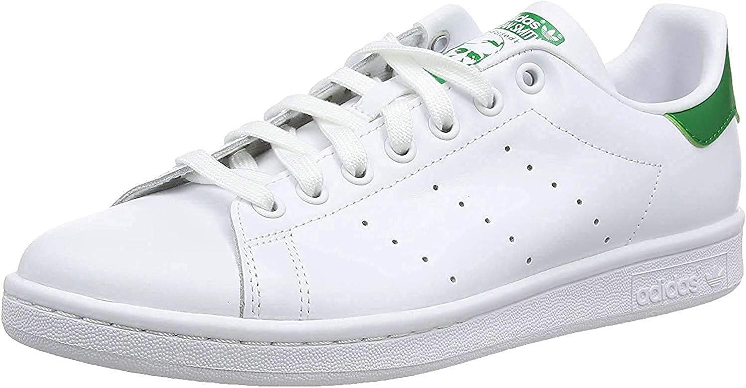 Adidas Stan Smith, Zapatillas de Deporte Unisex Adulto, Blanco ...