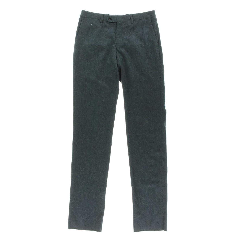 db11d5d2a1 60%OFF John Varvatos USA Mens Wool Heathered Dress Pants ...
