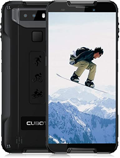 CUBOT Quest 4G Smartphone IP68 Robusto 4GB RAM + 64GB ROM Pantalla 5.5