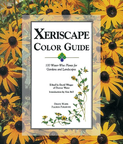 Librarika: Xeriscape Plant Guide: 100 Water-Wise Plants