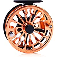 Sougayilang Fly Fishing Reel Large Arbor 2+1 BB with...
