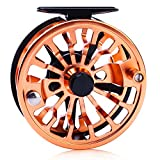 Best  - Sougayilang Fly Fishing Reel with CNC-machined Aluminum Alloy Review
