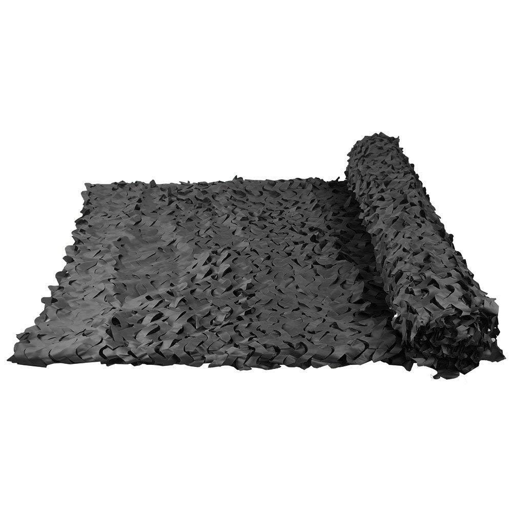 55M(16.416.4ft) Filet Ombrage Camouflage Filet de camouflage , Auvents, filet d'ombrage, filet solaire, filet de prougeection solaire, voiles de bÂche pour tente, adapté au camping en plein air avec clôture, couleur no