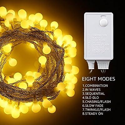 9.8ft 20 LEDs String Lights