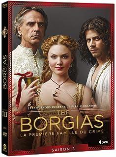 Borgia Saison 3 Dvd Blu Ray Amazon Fr