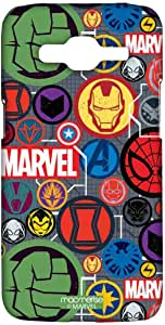Macmerise Marvel Iconic Mashup Sublime Case For Samsung J2 Prime