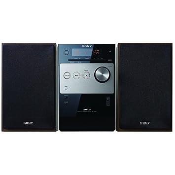 Sony CMTFX200 Mini-impianto Hi-Fi (CD / MP3, 10 W, USB), Colore ...