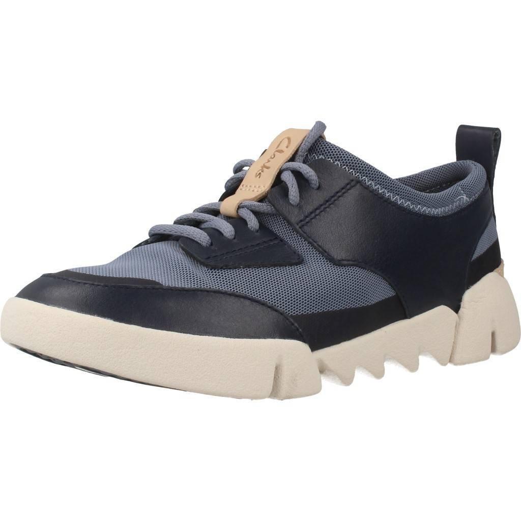 Clarks Tri Soul Mujeres Zapatos Deportivos 40 EU|Azul Marino
