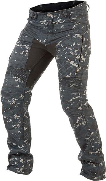 Trilobite Unisex Erwachsene 661 Parado Jeans Hose Kevlar Hose Motorradjeans Parado Schutzwaren Auto