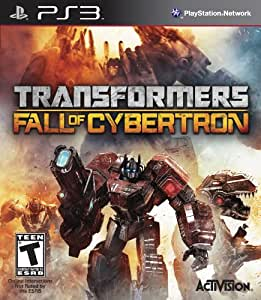 Transformers Fall Of Cybertron - PlayStation 3 Standard Edition