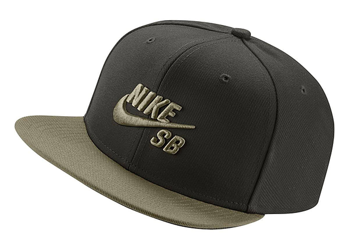 great deals 2017 hot sale hot new products Nike SB Icon Pro' Cap. Sequoia/Neutral Olive/Black/Neutral ...