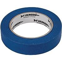 Fixman 192584 UV-Resistant Painting & Decorating Blue Masking Tape 25mm x 50m