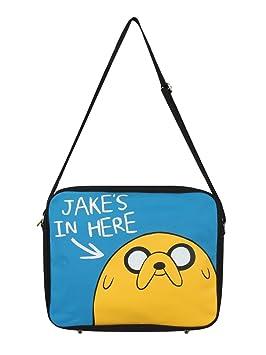 """Adventure Time Bolso Bandolera Hora de Aventuras MB140311ADV """"Jake está ..."""