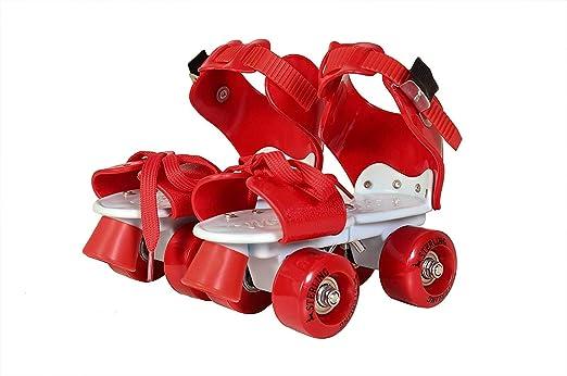 FASNO Sterling Adjustable Roller Skates for Kids Junior Girls Boys Outdoor Sports Games…