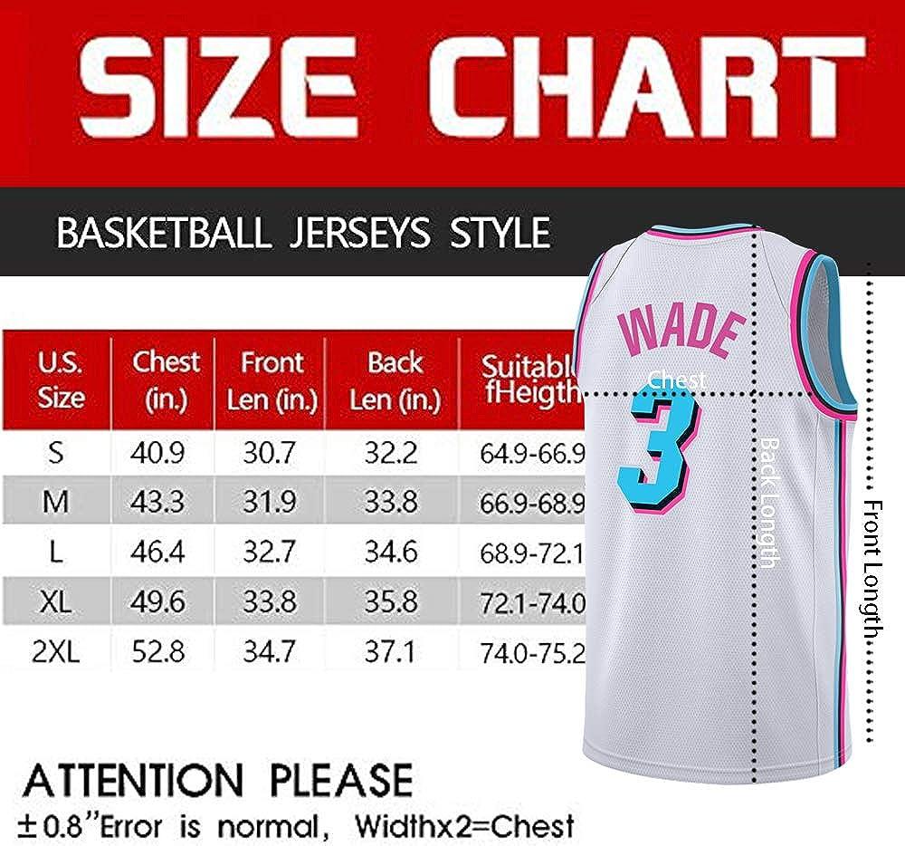 LONEA Mens Wade Jerseys 3 Athletics Sports Basketball Adult Shirts