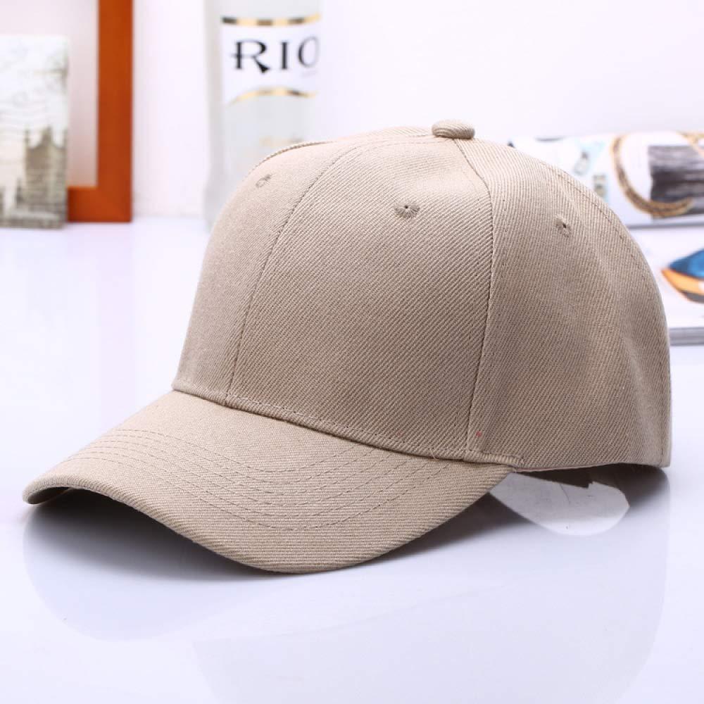 zhuzhuwen Sombrero Ligero, Gorra de béisbol de Color sólido, Gorra ...