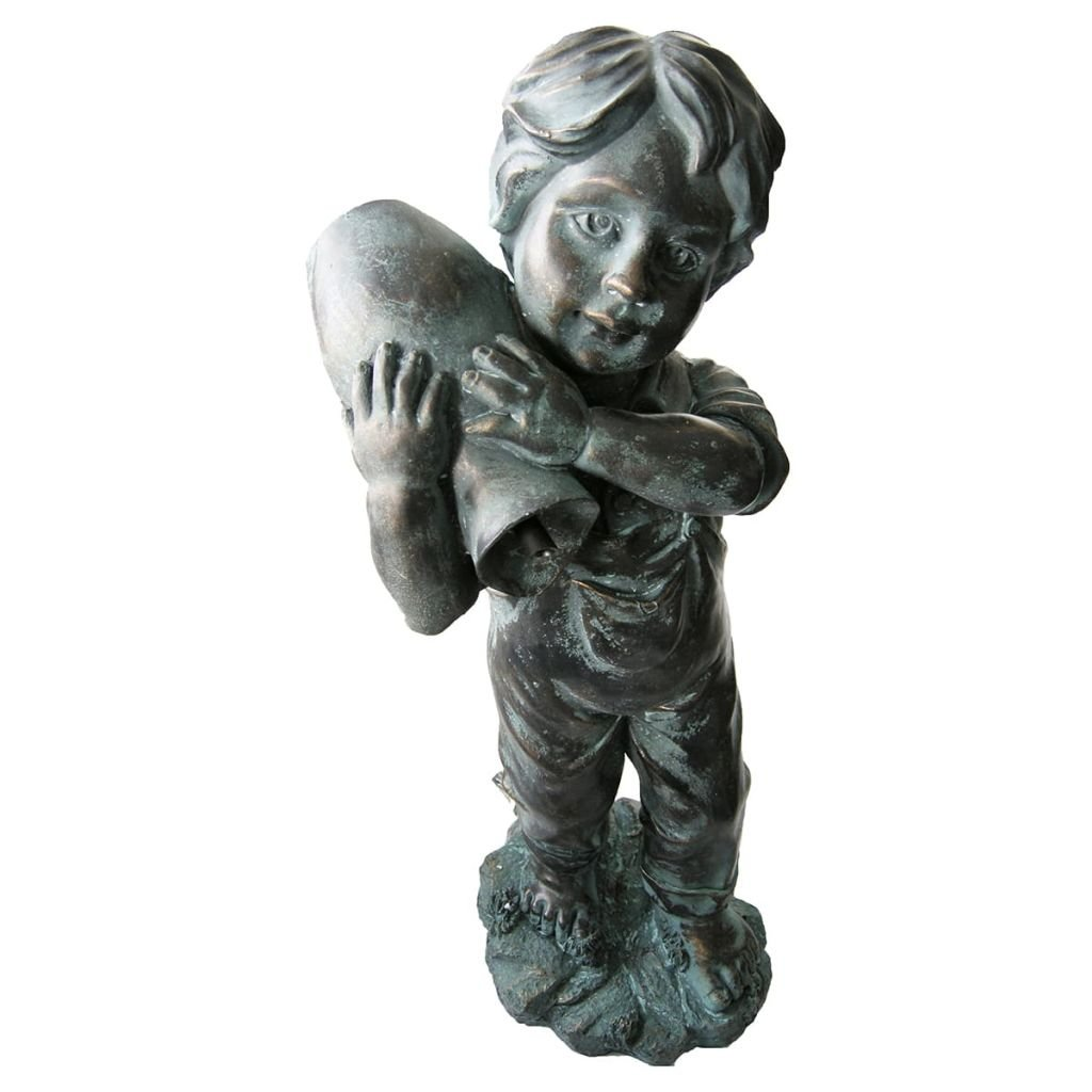 Gargouille Figurine L'enfant Yannick Ubbink