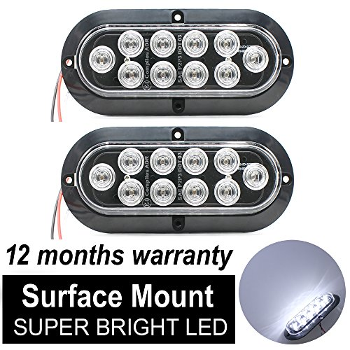 12 Volt Led Backup Lights