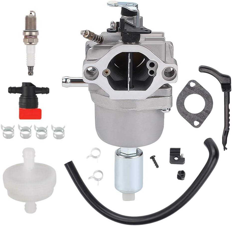 Coolwind 799727 Carburetor Compatible with 698620 791886 495935 690194 498061 499153 287707 287777 28N707 28N777 28P777 28Q777 14hp 15hp 16hp 17hp 18hp Engines