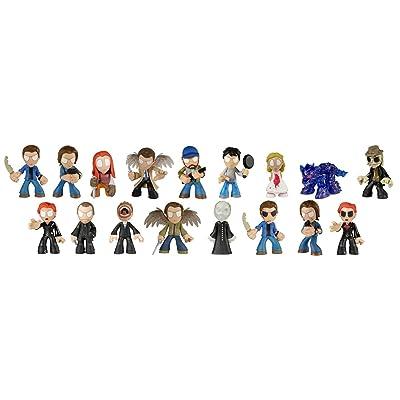 Funko - Figurine Supernatural Mystery Minis - 1 boîte au hasard / one Random box - 0849803054335