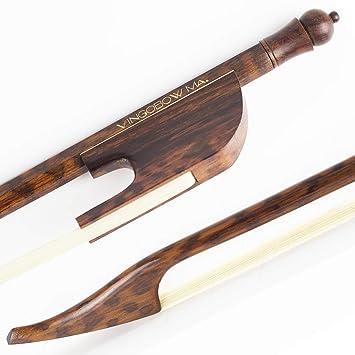Serpiente Madera para violín, 4/4, nuevos cálido tono recto y bien equilibrado