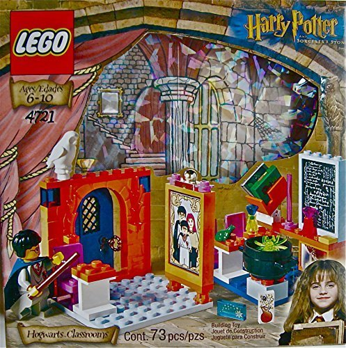 LEGO HARRY POTTER 4721 HOGWART CLASSROOMS