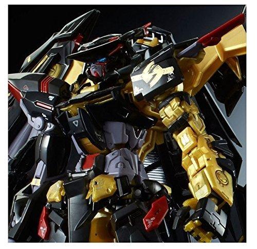 Bandai RG 1/144 MBF-P01-Re Gundam Astray Gold Frame AMATSU Plastic Kit ()