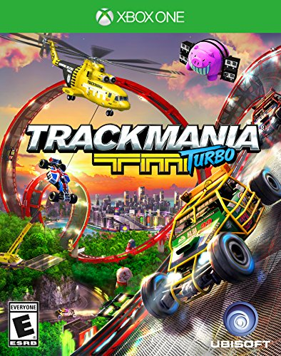 TrackMania Turbo - Xbox One (Best Rated Xbox Games)