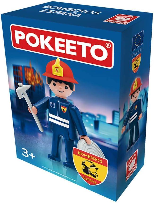 Pokeeto Bombero España (12586): Amazon.es: Juguetes y juegos