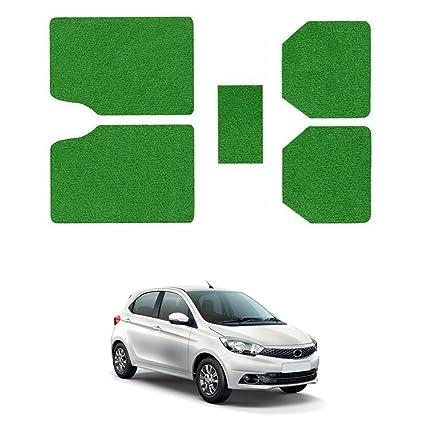 green car floor mats. Simple Car Motor Duniya Anti Slip Noodle Car Floor Mats Green For Tata Tiago In Green