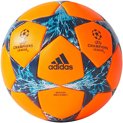 Adidas Finale 17 Omb Winter Match Ball 5 Orange/Blue by adidas