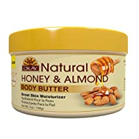 OKAY | Almond Butter | For Hair and Skin | Replenish & Hydrate | With Almond Oil...