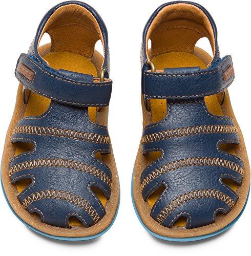 Camper Sandalias y Chanclas Para Niño, Color Azul, Marca, Modelo Sandalias Y Chanclas Para Niño Bicho FW Azul Azul