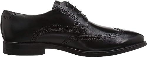 TALLA 44 EU. ECCO Melbourne, Zapatos de Cordones Brogue para Hombre