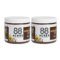 88 Acres, Organic Dark Chocolate Sunflower Seed Butter, Nut-Free, Non-GMO, Dairy-Free...