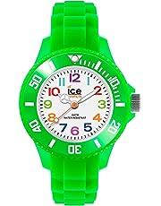 Ice-Watch - ICE mini Green - Montre verte pour garçon avec bracelet en silicone - 000746 (Extra small)