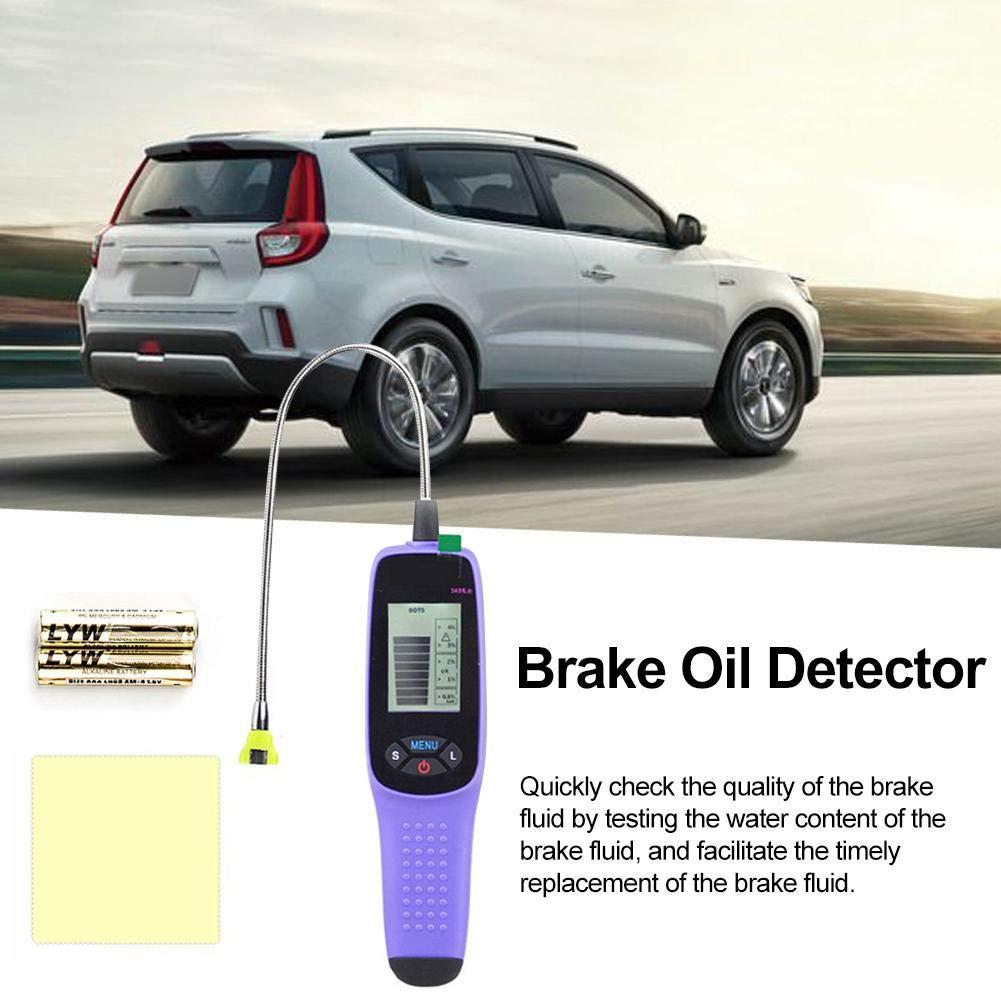 Brake Fluid Tester Black Brake Fluid Tester Tester for brake fluid of ASTA TOOGOO R