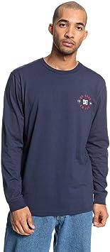 DC Shoes Tag Team LS - Camiseta de Manga Larga para Hombre EDYZT04040: DC Shoes: Amazon.es: Deportes y aire libre