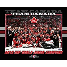 Frameworth Team Canada World Juniors 16x20 Plaque