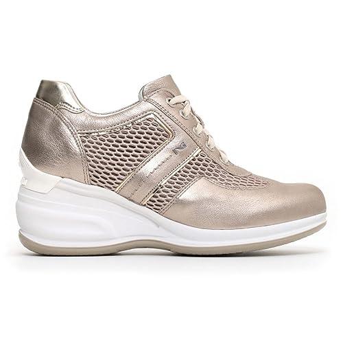 SNEAKERS Nero Giardini Donna Primavera/Estate 2018 scarpe P805072D BLU