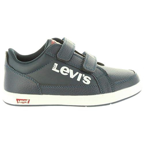 Levis Zapatillas Deporte Vgra0013s Granit para Niño y Niña y Mujer: Amazon.es: Zapatos y complementos