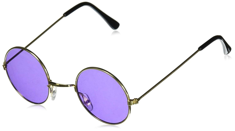 22ca0846dbc1 Amazon.com  Rhode Island Novelty John Lennon Colored Sunglasses  Toys    Games