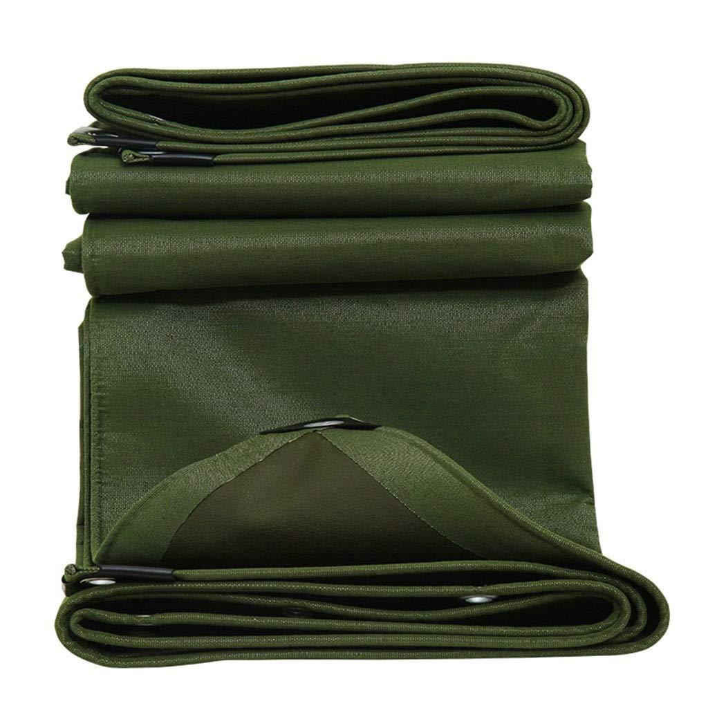 Yuke WasserBesteändiges Polyester 0.89mm Dicke Plane Regen- und Sonnenschutzabdeckung für Zeltgartenwagen im Freien (größe   2x3m)