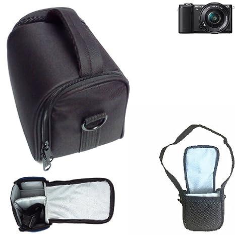 Para Sony Alpha 5000: Bolso de hombro / Bolsa de transporte cámara ...