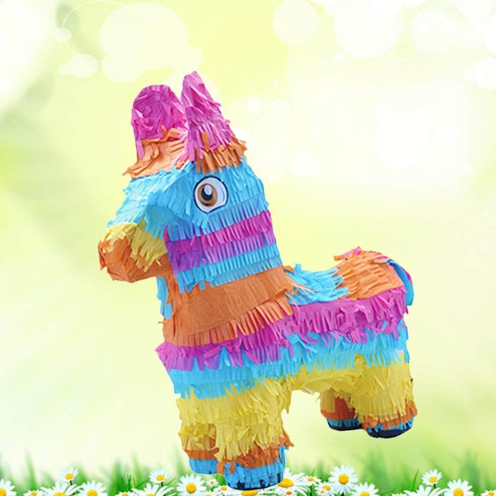 Toyvian Burro Piñata Fiesta Cinco de Mayo Piñata Fiesta de ...