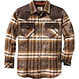 Best  - Legendary Whitetails Men's Rancher Shirt Stone Shed Plaid Review